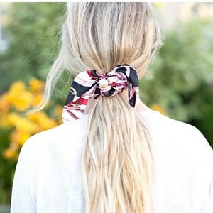 Scarf hair ties - see offer in description